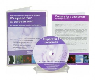 Natal Hypnotherapy - Prepare for a Caesarean CD