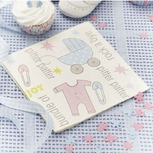 TF Baby Shower Lunch Napkins