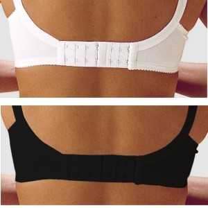 - All of your bras fit like new with these useful Bra Extenders Great Fit - the perfect number of