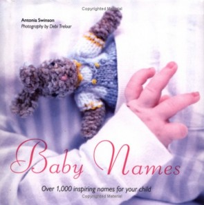 Baby Names - Antonia Swinson