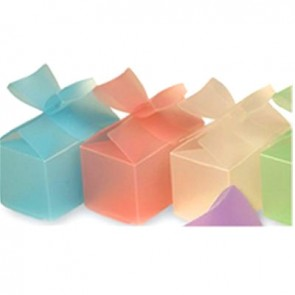 Baby Shower Favour Boxes - Colours
