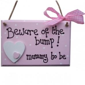 Beware Of The Bump