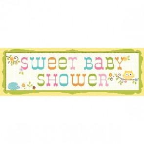 Happi Tree Baby Shower Giant Banner