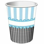 Sweet Baby Feet Blue - Baby Shower Cups