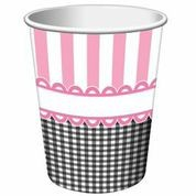 Sweet Baby Feet Pink - Baby Shower Cups