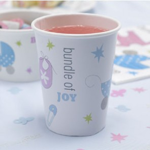 TF Baby Shower Cups