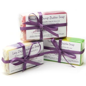 Mumstuff soap bundle