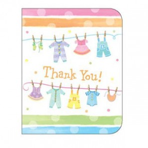 Baby Clothes thank you