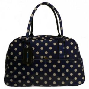 Black Spot City Changing Bag