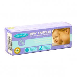 HPA Lanolin Nipple Soothing Cream 40 ml