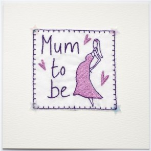 Mum to Be Card
