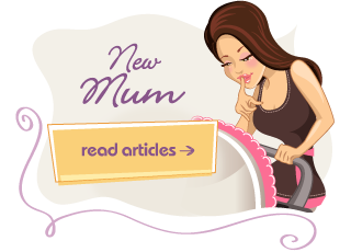 New mum article