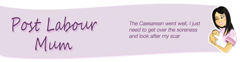 Recovery (Caesarean)