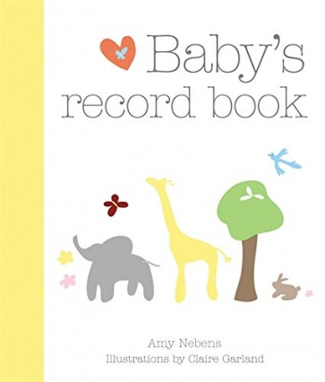 Baby's record book