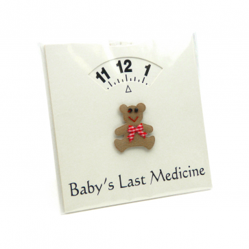 Babys Last Medicine Wheel