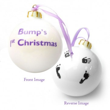 Christmas bauble (One bauble)