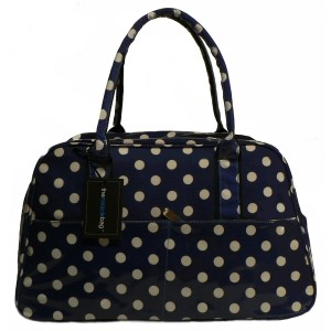 Black Spot City Changing Bag