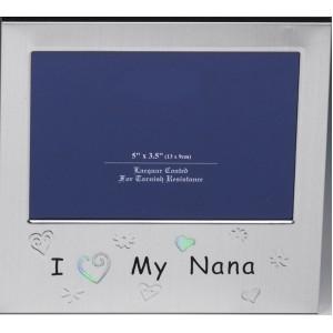 Grandparents I Love Nana