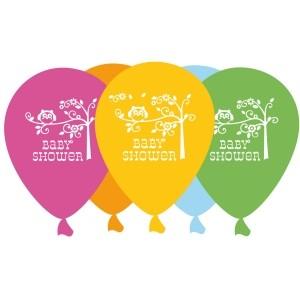 Happi Tree Baby Shower Balloons