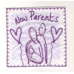 New Parents Card