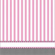 Sweet Baby Feet Pink - Baby Shower Table Cover