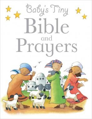Baby's Tiny Bible and Prayers