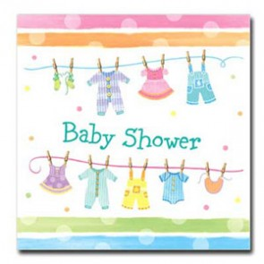 Baby Clothes napkins