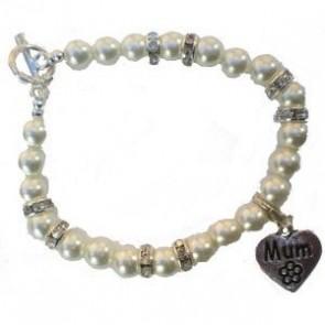 Jazzy Beads - Mum Bracelet