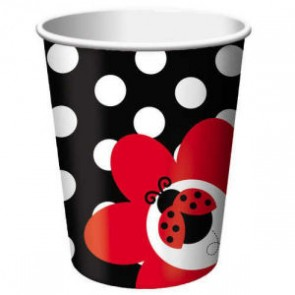Ladybug Fancy Baby Shower Cup