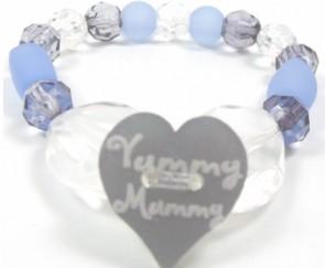 Yummy Mummy Bracelet Sky Blue
