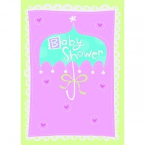 Baby shower Big umbrella