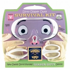 Diaper Survival Kit