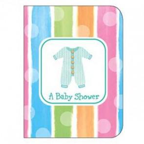 Baby Clothes invites