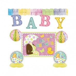 Baby Soft Moments Decorating Kit
