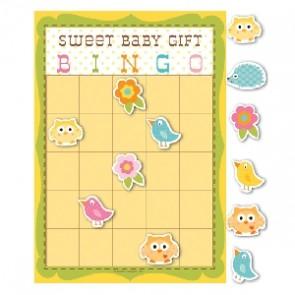 Happi Tree Baby Shower Bingo