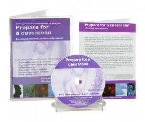 Natal Hypnotherapy - Prepare for a Caesarean CD