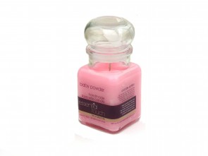 Essential Touch - Baby Powder Pink Candle Jar
